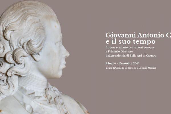 Mostra Giovanni Antonio Cybei e il suo tempo