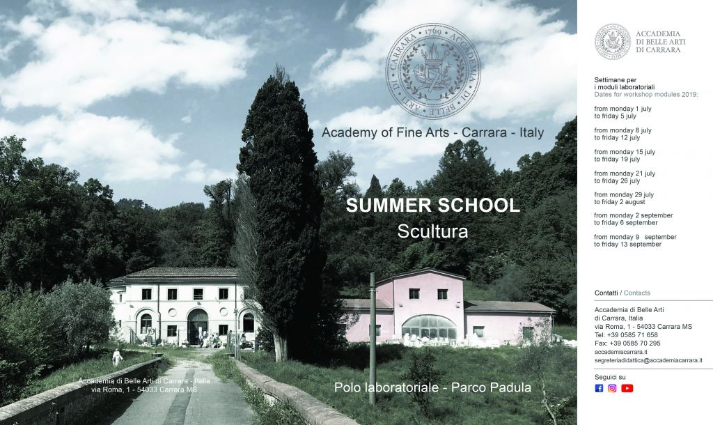 Summer School - Scultura