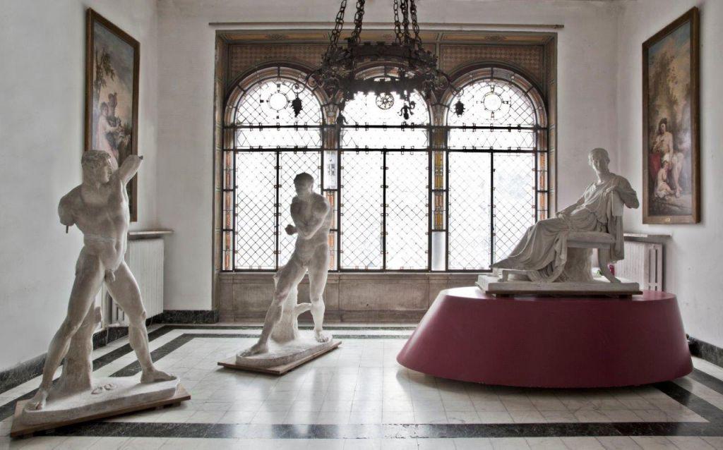Colloqui di ammissione ai corsi dell'Accademia di Belle Arti di Carrara